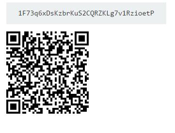 ビットコインアドレス