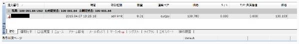 MT4_指値注文や逆指値注文のキャンセル01